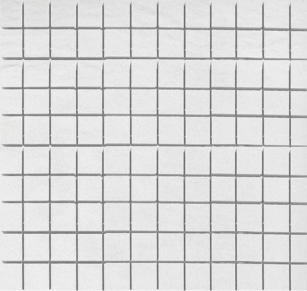 Polcolorit Obklad Mozaika ARDESIA BIANCO DG300X300