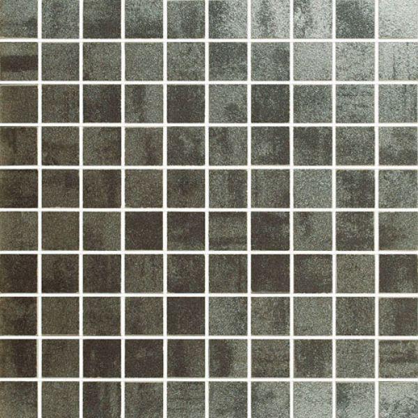 Polcolorit Dlažba Mozaika LOFT SILVER DG300X300