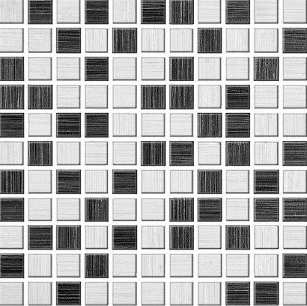 Polcolorit Dlažba Mozaika FUTURA Grigio/Grafit DH300X300