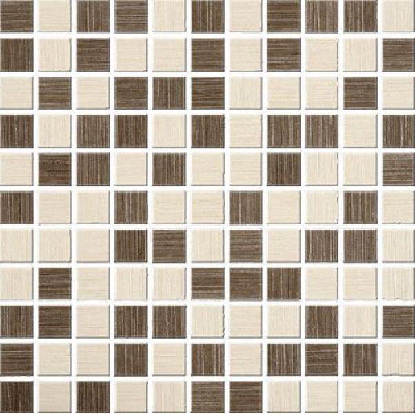 Polcolorit Dlažba Mozaika FUTURA Beige/Marrone DH300X300