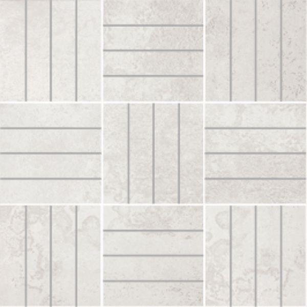 Polcolorit Dlažba Mozaika MAGMA GRIGIO B DG300X300
