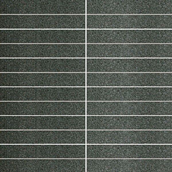 Polcolorit Dlažba Mozaika BRILLANTE NERO A DG300X300