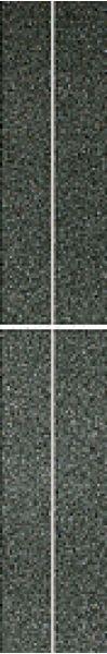 Polcolorit Dlažba Listwa BRILLANTE NERO LG048X300