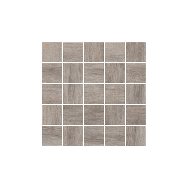 Ceramika Gres Dlažba Mozaika Kostka Artwood szary 30 x 30 cm