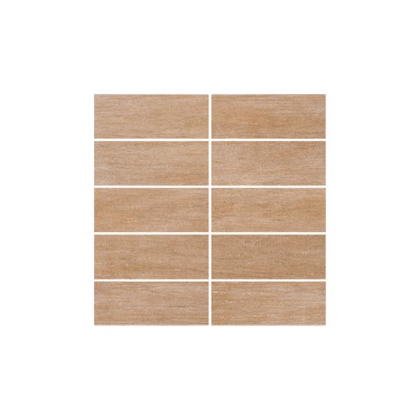 Ceramika Gres Dlažba Mozaika Paski Artwood bez 30 x 30 cm