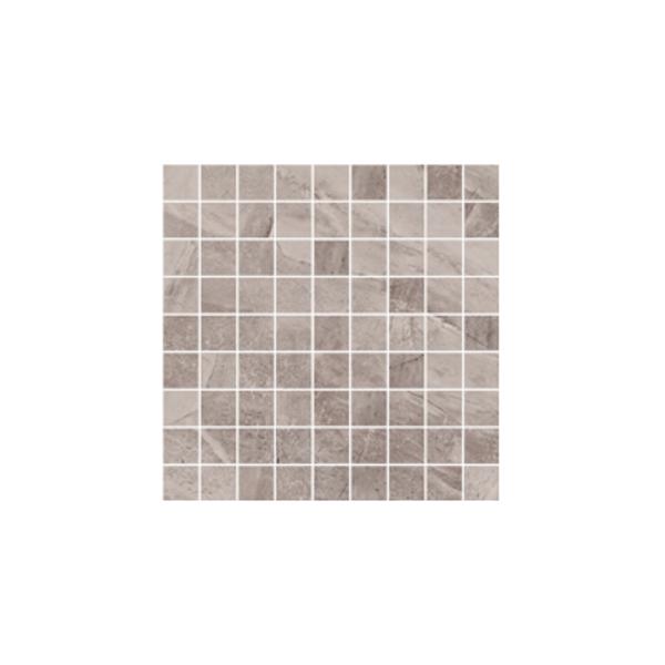 Ceramika Gres Dlažba Mozaika Excellent szary poler 29,7 x 29,7 cm