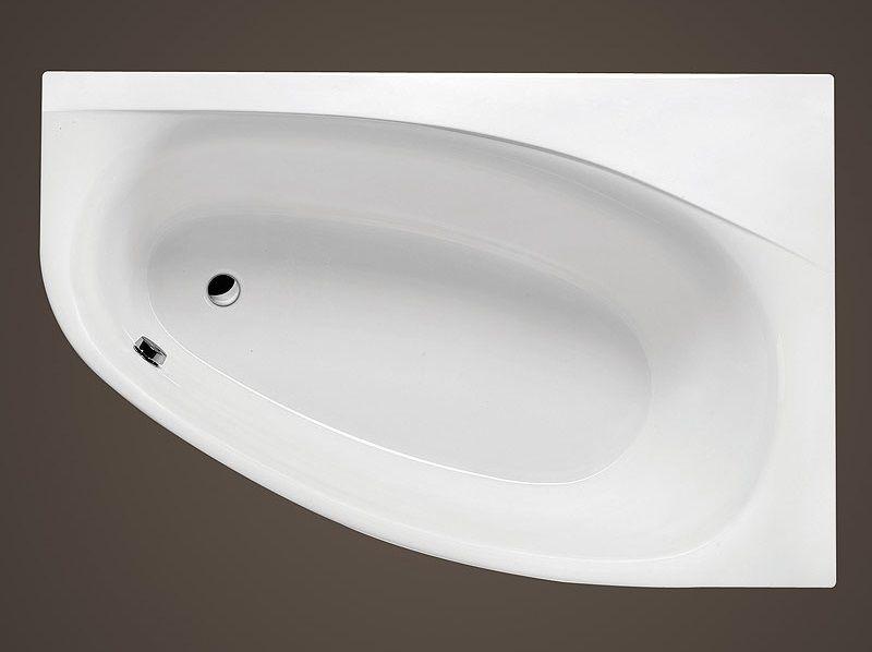 Santech Asymetrická Vana Area 170 x 110cm pravá SAARE170P