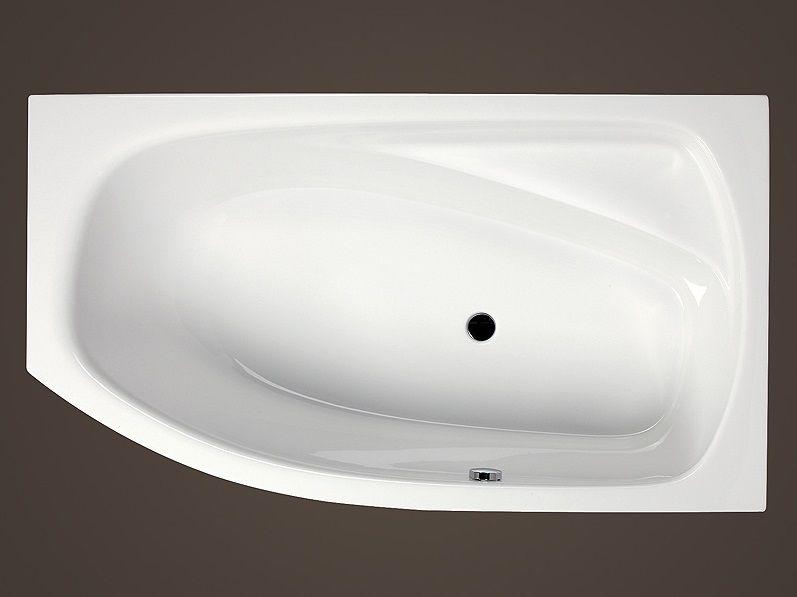 Santech Asymetrická Vana Fox 170 x 95,5cm pravá SAFOX170P