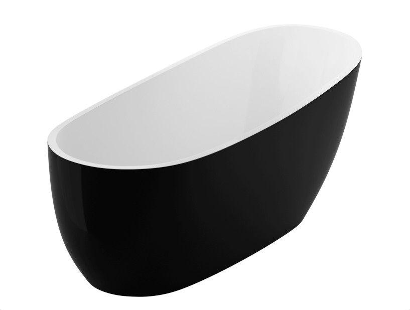 Santech Vana Axel 175 x 78cm černo-bílá