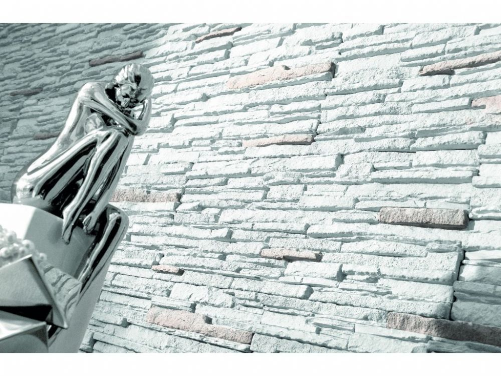 Incana Sádrový obklad Torro Bianco 55 x 22cm