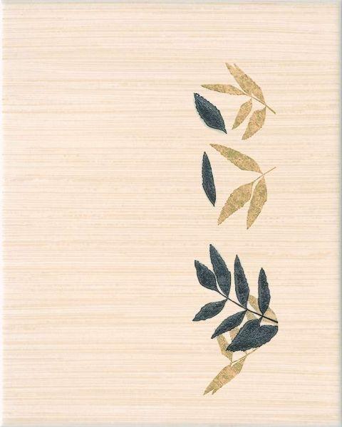 Ceramika Color Obklad Ratan bez dekor 20 x 25