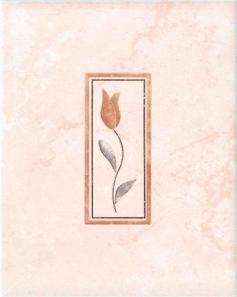 Ceramika Color Obklad Monza Koral dekor 20 x 25