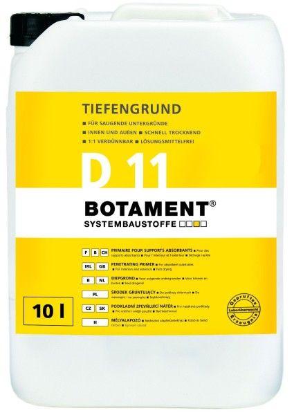 D11 podkladní zpevňující nátěr – 1l