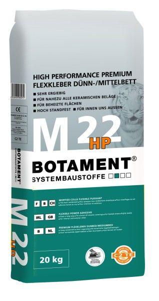 M 22 C2 TE S1 Flexibilní lepidlo 25 kg