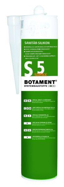 S 5 SUPAX sanitární silikon 33 bahama