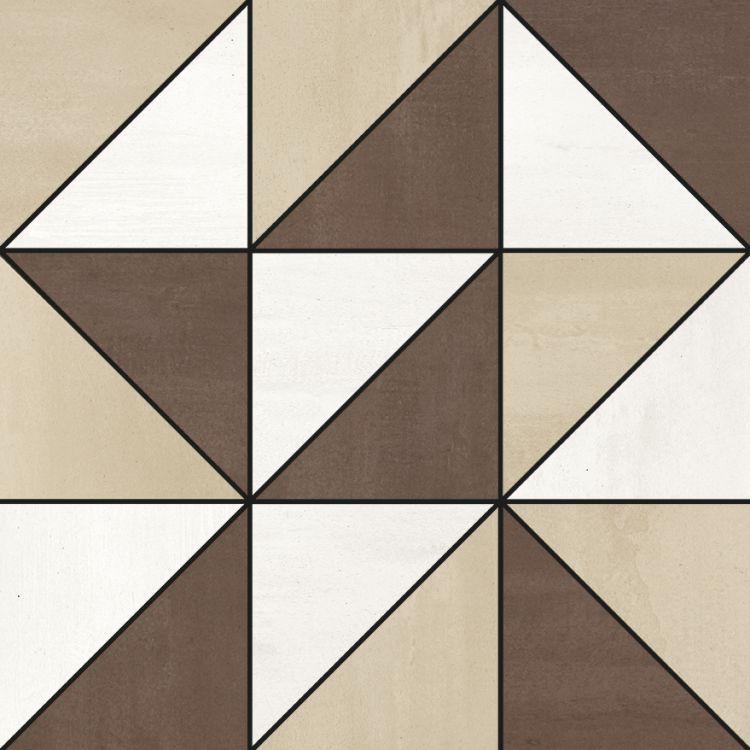 Love Ceramic Obklad Mozaika Aroma Sweet Coffee 40x40