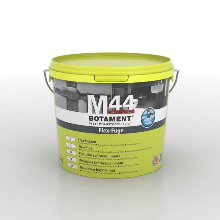 M 44 NC POWER spárovací hmota 10 bílá 5 kg