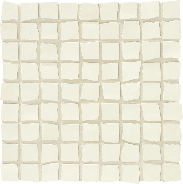 Love Ceramic Obklad Mozaika Ground White 20x20
