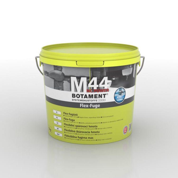 M44 NC POWER spárovací hmota 16 stříbřitě šedá 5 kg